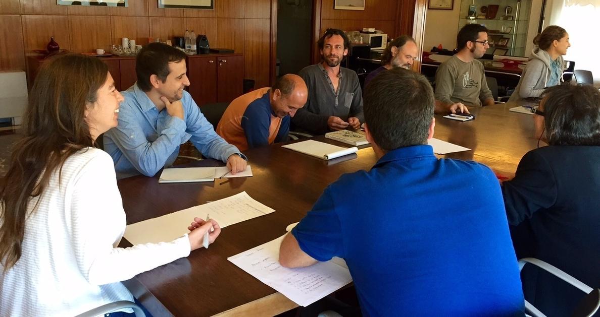 El Ayuntamiento de Palma pone en marcha el área de Agricultura de la concejalía de Ecología, Agricultura