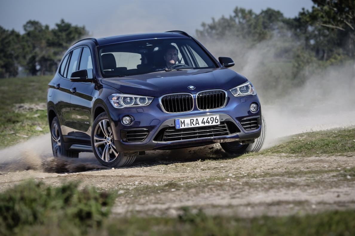 BMW introduce en España la segunda generación del X1