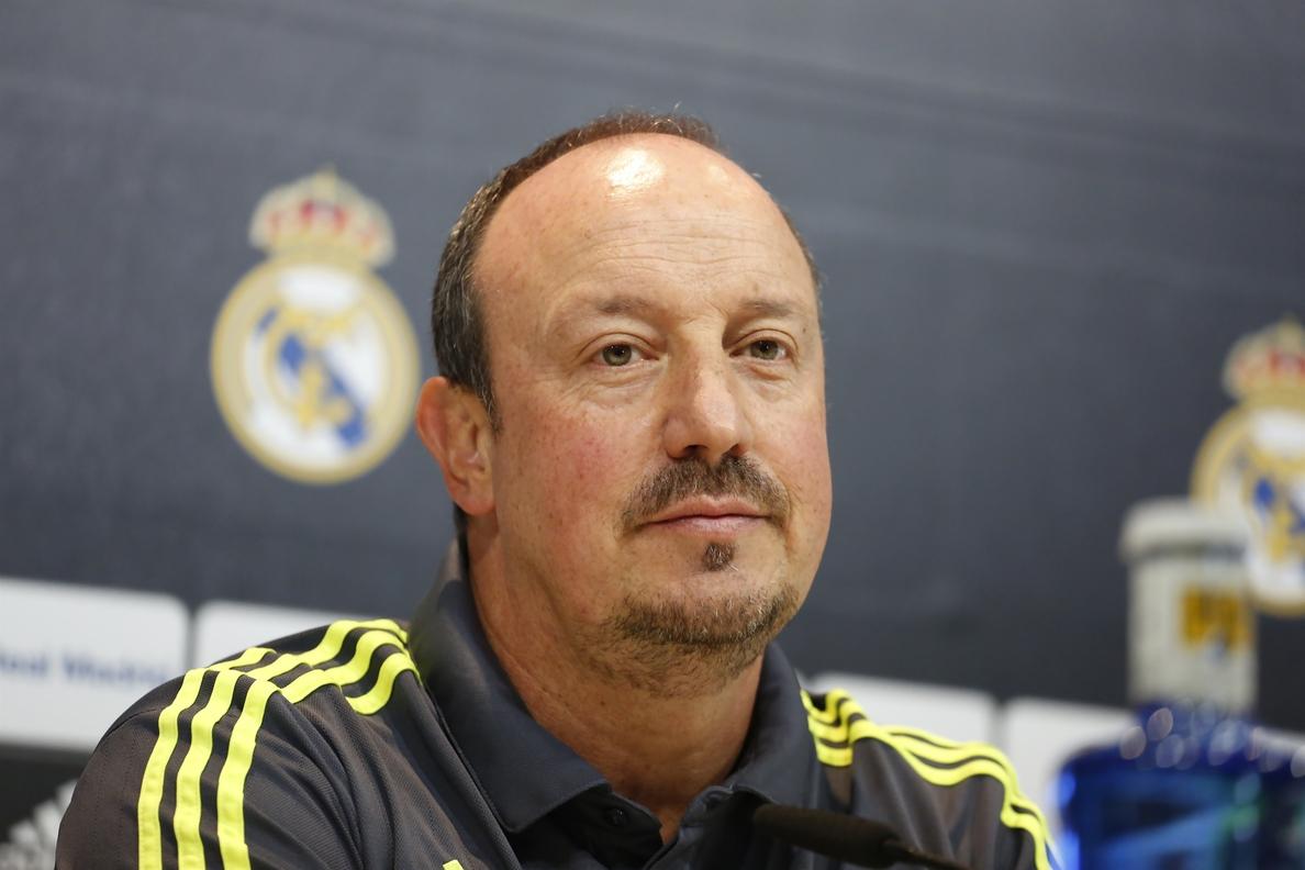 Benítez: «Hay gente a la que no le interesa que el Madrid esté ahí arriba»