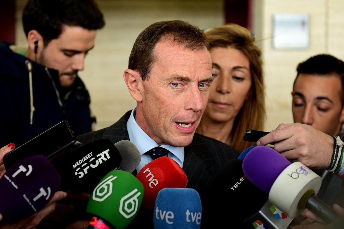Butragueño: «Raúl siempre estará en el corazón de los madridistas»