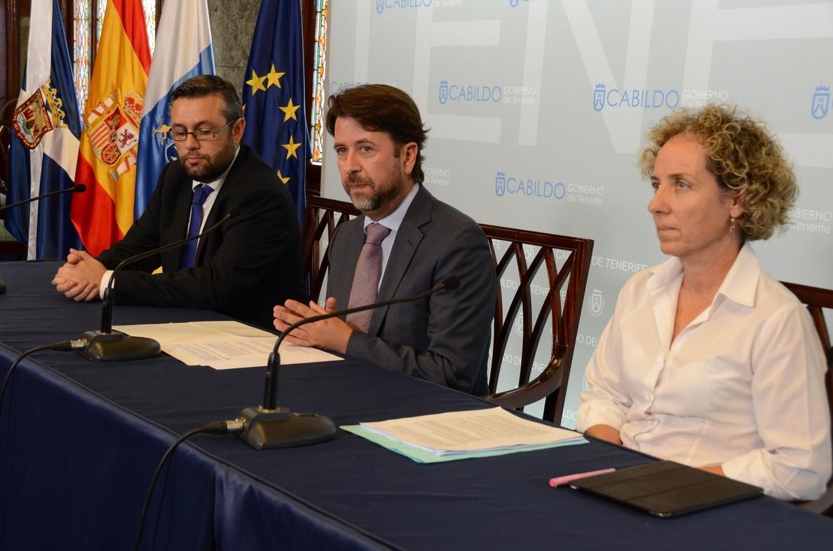 El Cabildo de Tenerife estudiará un campo de golf en Los Realejos pero avisa a Domínguez (PP) de que no debe «exigir»