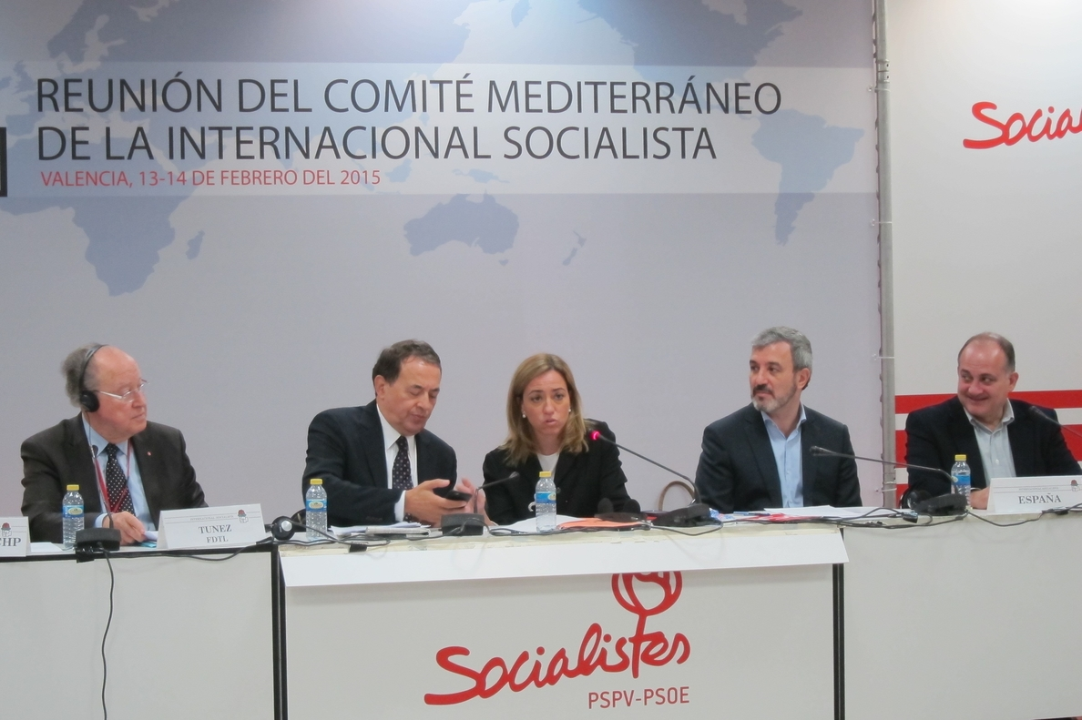 Carme Chacón acusa a Mariano Rajoy de dar «gasolina» al independentismo