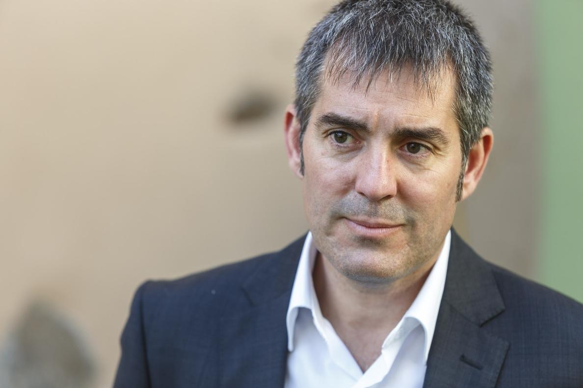 Clavijo asegura que el Gobierno de Canarias «no va a cambiar» después de las Generales