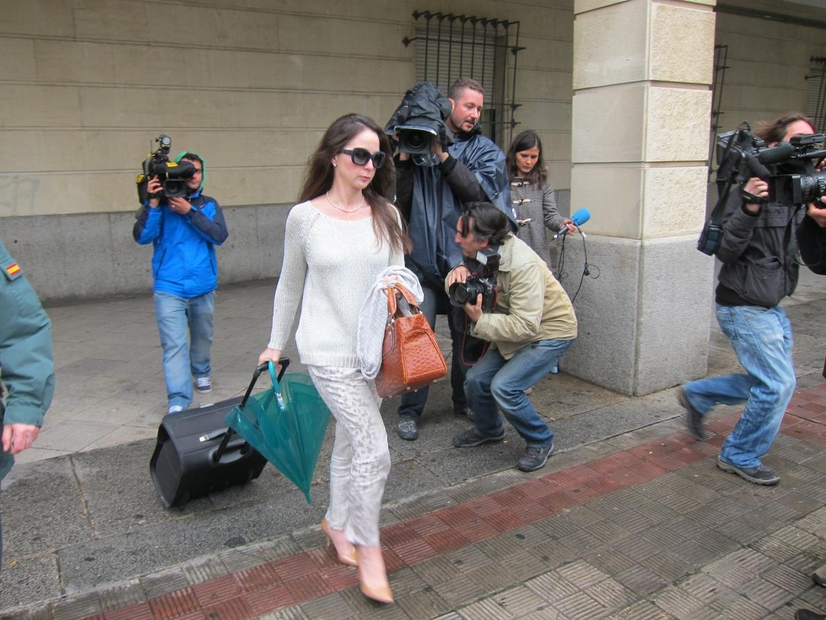 Convocan este sábado una concentración de apoyo a la juez Alaya tras ser apartada de la investigación del caso ERE