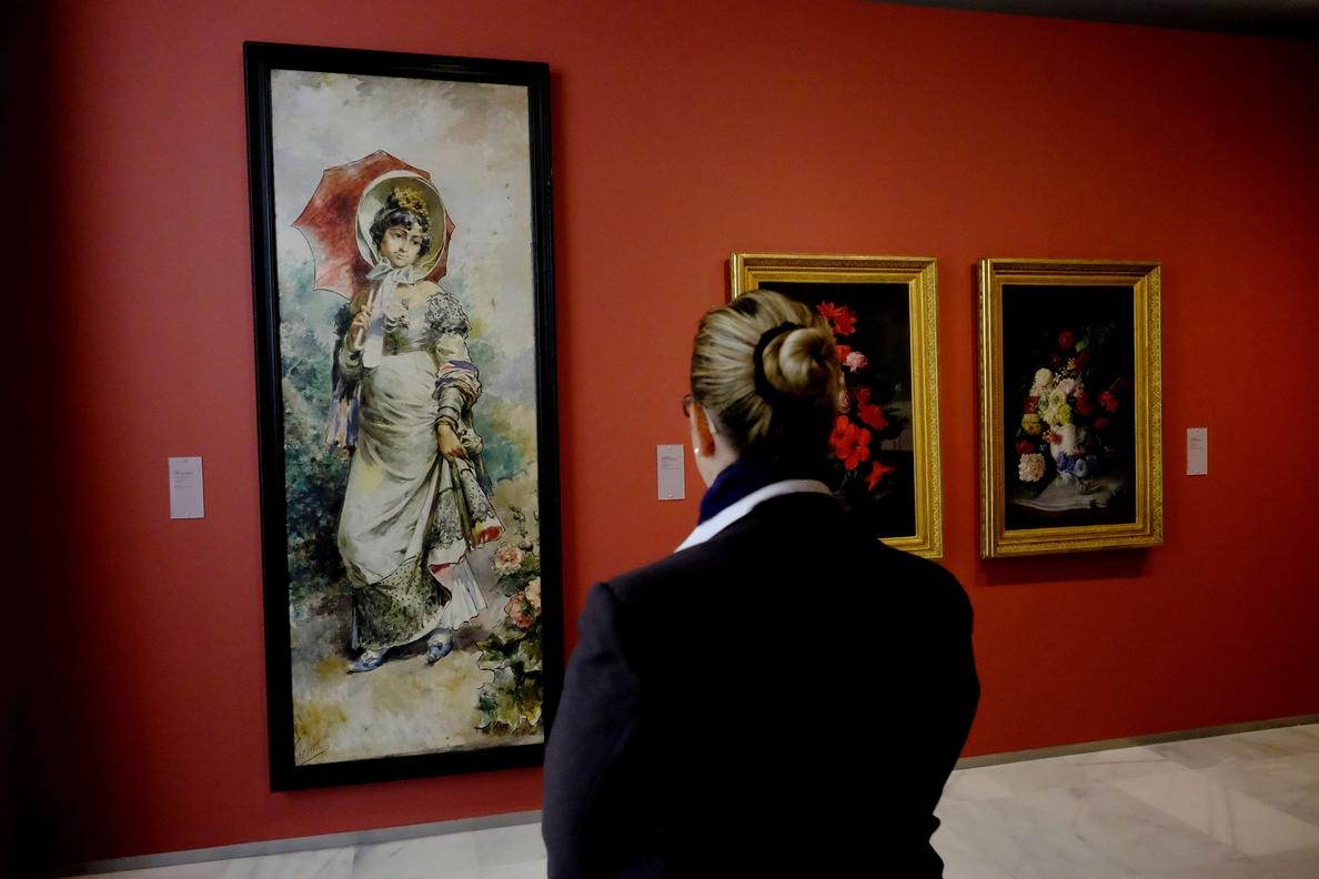 Una obra de Denis Belgrano se incorpora a la colección permanente del MUPAM