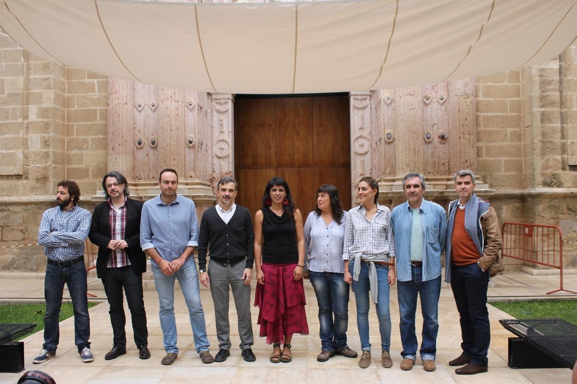 Diputados autonómicos de Podemos se reúnen en Sevilla en el II Encuentro de Parlamentos del cambio