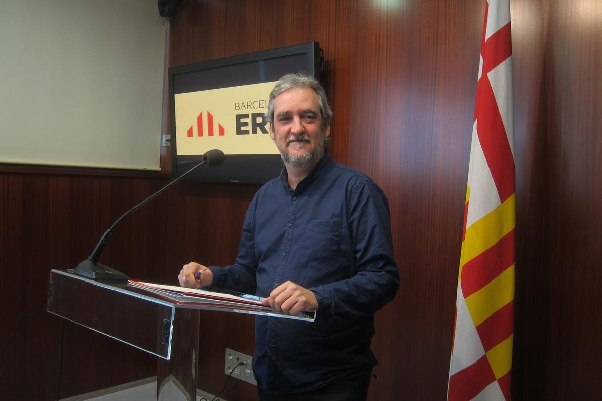 ERC celebra la rectificación de las luces de Navidad y critica que se retrasaran sin consenso