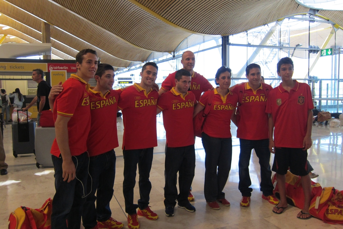 España busca plaza para el Preolímpico en el Mundial de Gimnasia artística en Glasgow