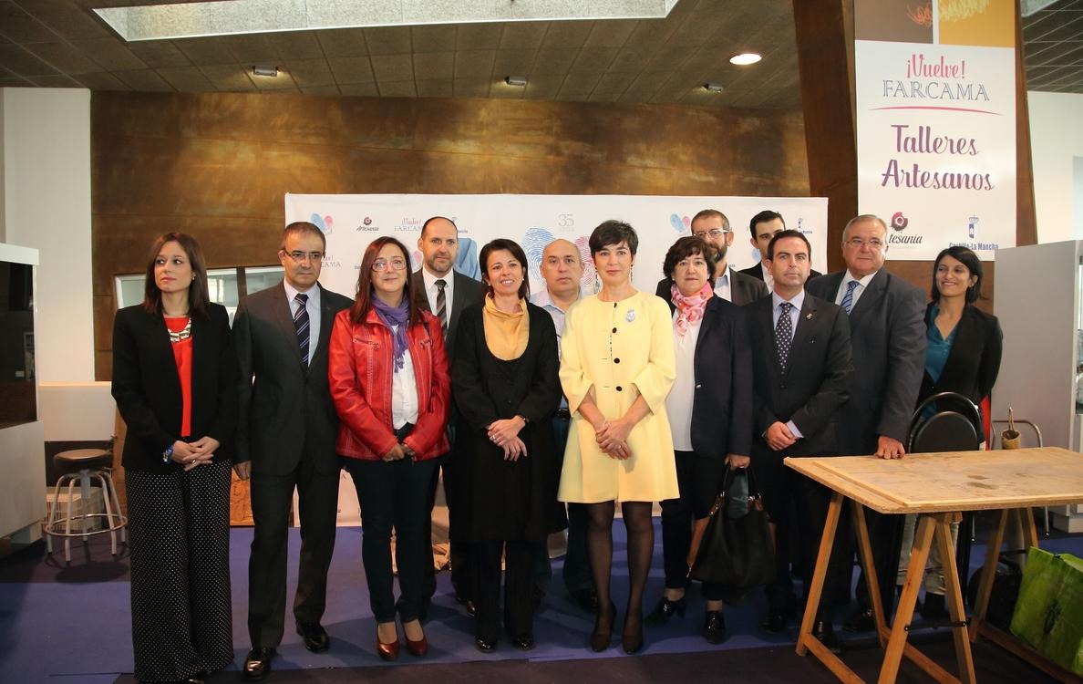 Estévez dice que la declaración BIC de la cerámica de Talavera y El Puente muestra el interés de Junta por la artesanía