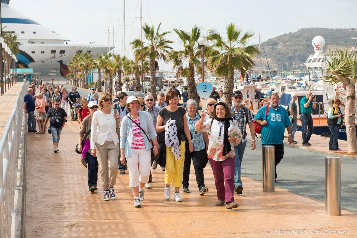 Éxito de ocupación de los hoteles de la Región de Murcia en el Puente del Pilar
