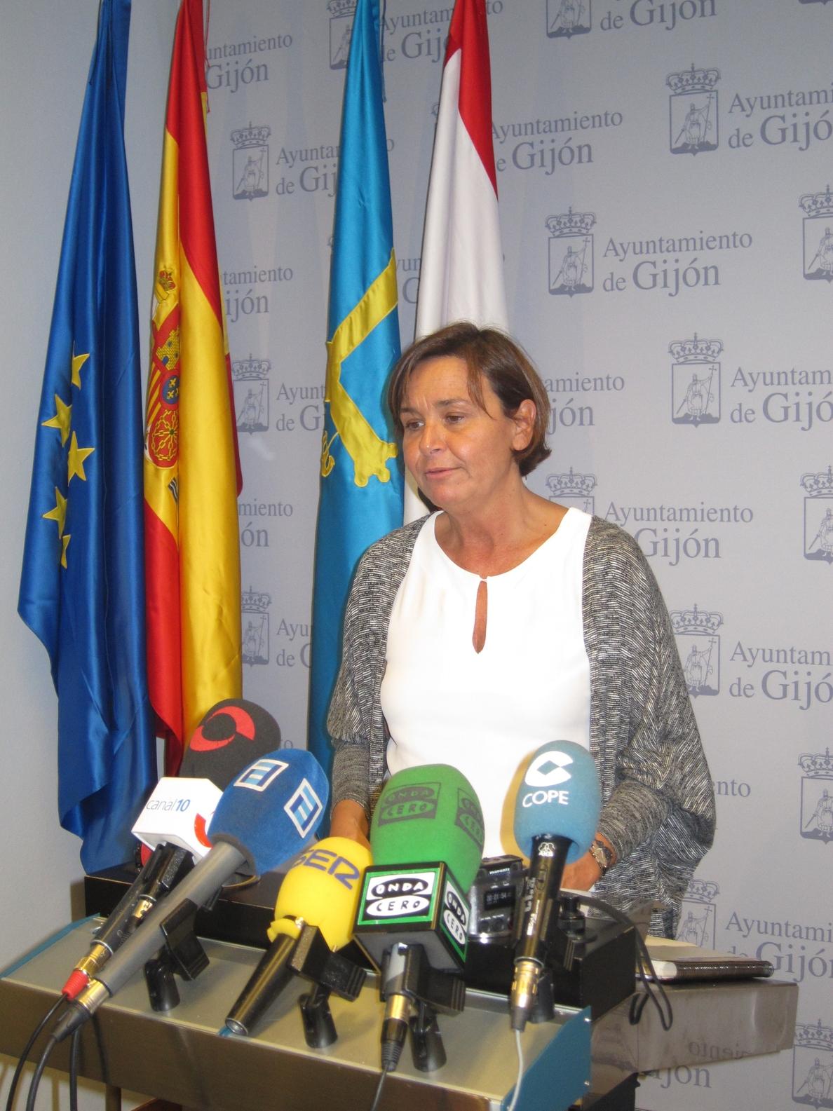 La Fiscalía archiva una denuncia contra la alcaldesa de Gijón por no apreciar «ninguna» infracción penal