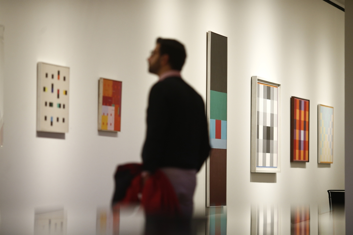 La Fundación Juan March profundiza en la obra plural de Max Bill, una «fiesta de las formas»