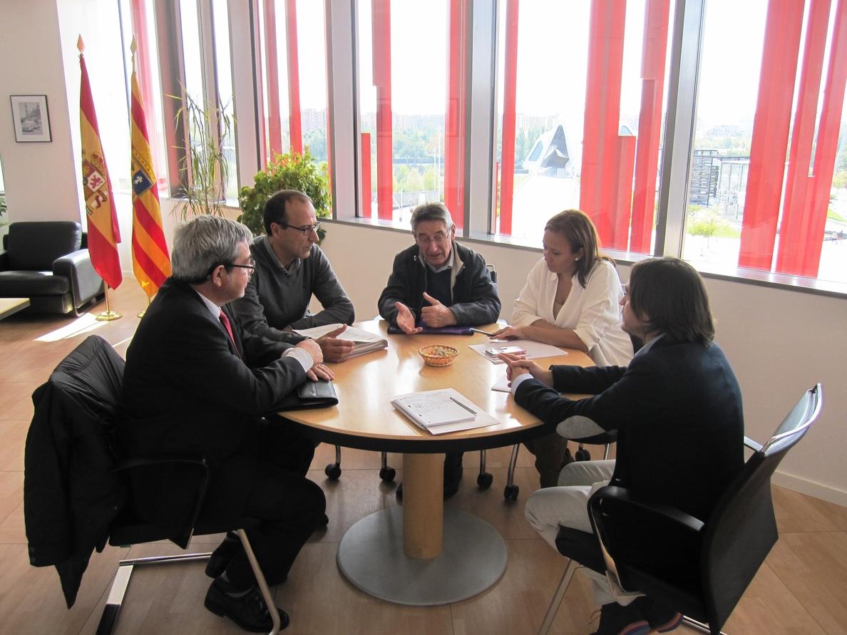 Gobierno de Aragón y Obispado de Barbastro-Monzón dan pasos conjuntos para solucionar el conflicto de los bienes