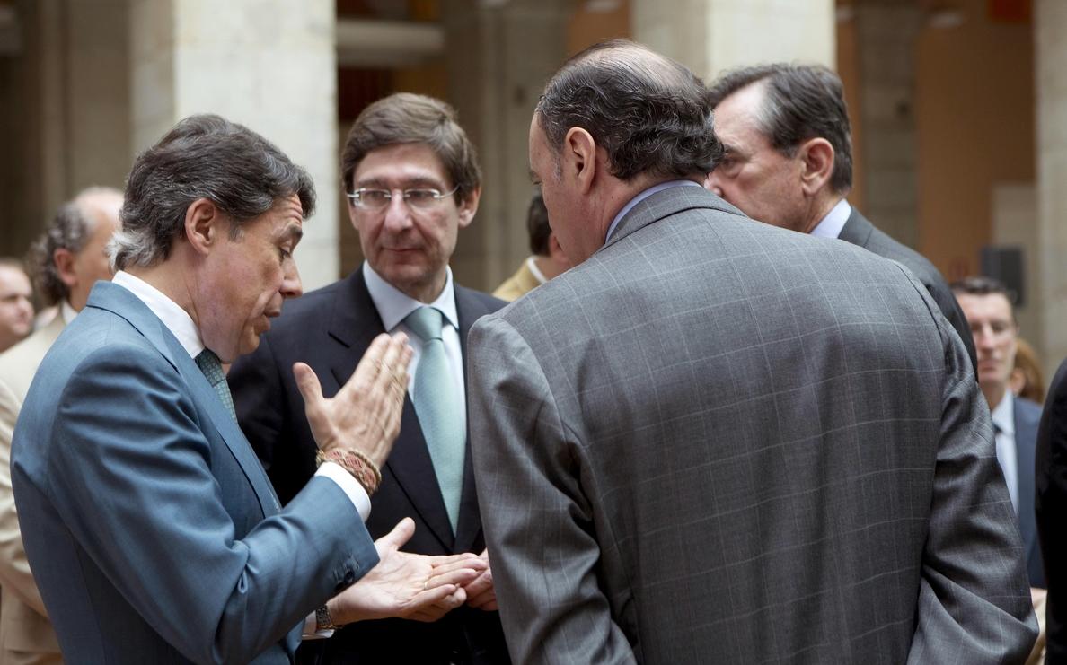 Goirigolzarri dice que Bankia «cumple exactamente las reglas del juego» sobre las comisiones en cajeros