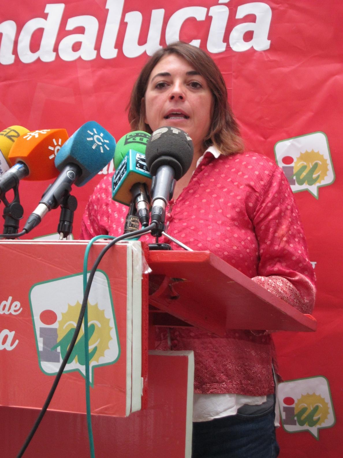 IULV-CA cree que C»s intenta «aparentar neutralidad» al pedir que comparezca en comisión de investigación Díaz y Báñez