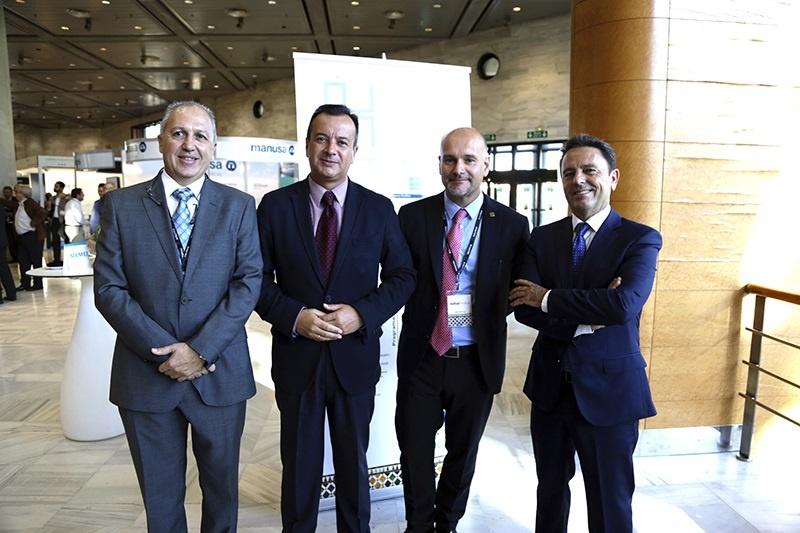 Inaugurado el XXXIII Congreso de Ingeniería Hospitalaria en Granada bajo el lema »Energía y Hospital»