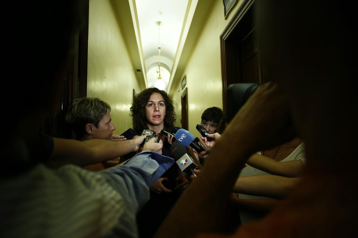 El viaje de Irene Lozano: de látigo de los críticos a Rosa Díez y el bipartidismo a fichar por el PSOE