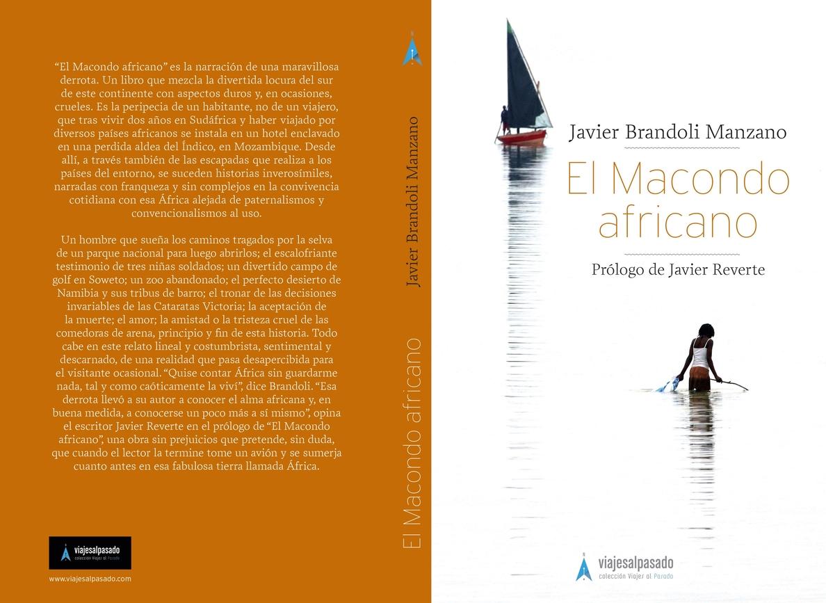 EL periodista Javier Brandoli plasma el día a día de «la África que no se cuenta» en »El Macondo africano»