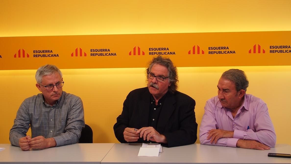 Joan Tardà: «Es más difícil cambiar el Estado que cambiar de Estado»