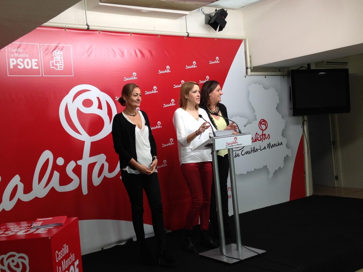 Luz Rodríguez, sobre si se ve de ministra, dice que «aún» están hablando de listas y que por ahora se ve dando clase