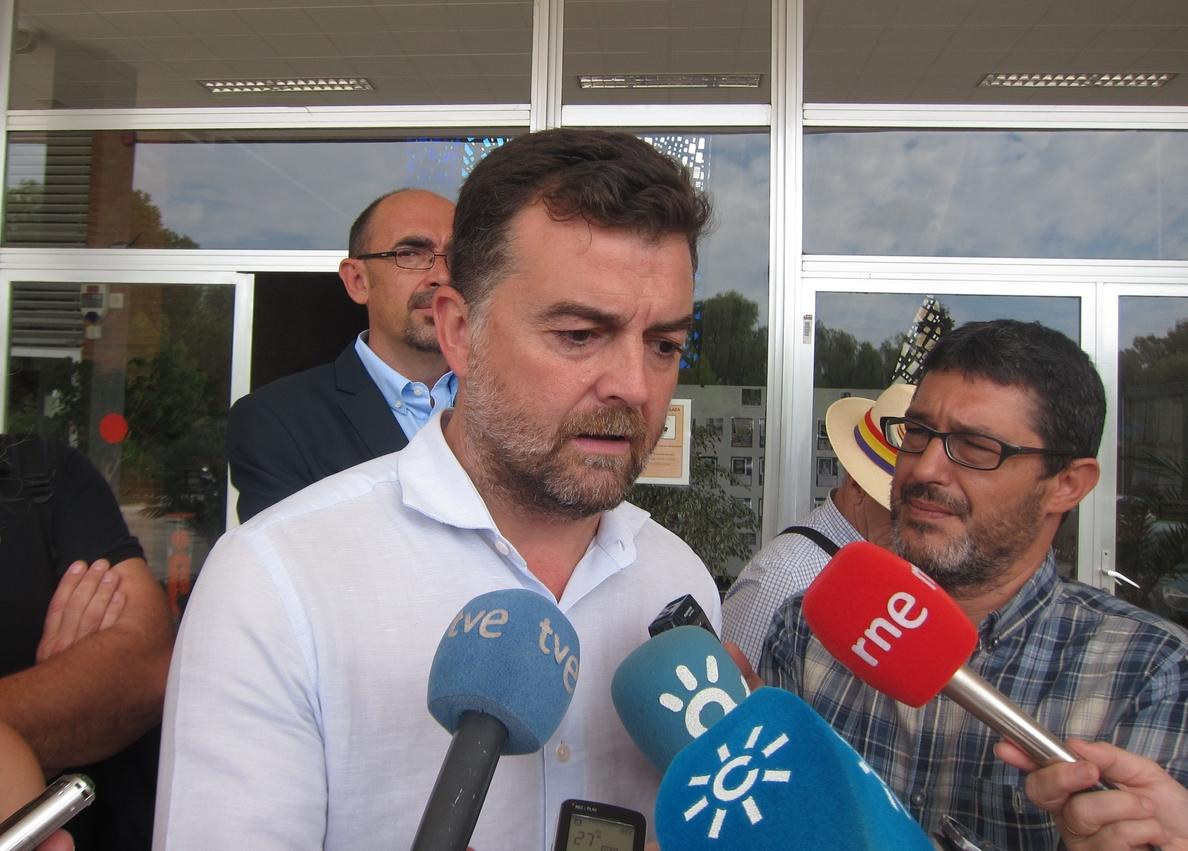 Maíllo: El PSOE-A pone al Parlamento «al servicio de la campaña de Pedro Sánchez» con adelanto de debate presupuestario