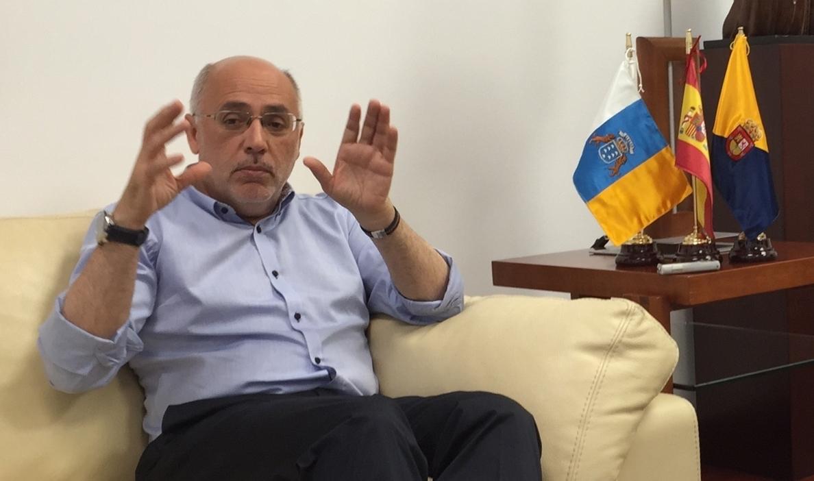 Morales sobre la comparación con Bravo de Laguna: «A mí Clavijo también se me parece cada vez más a Rivero»