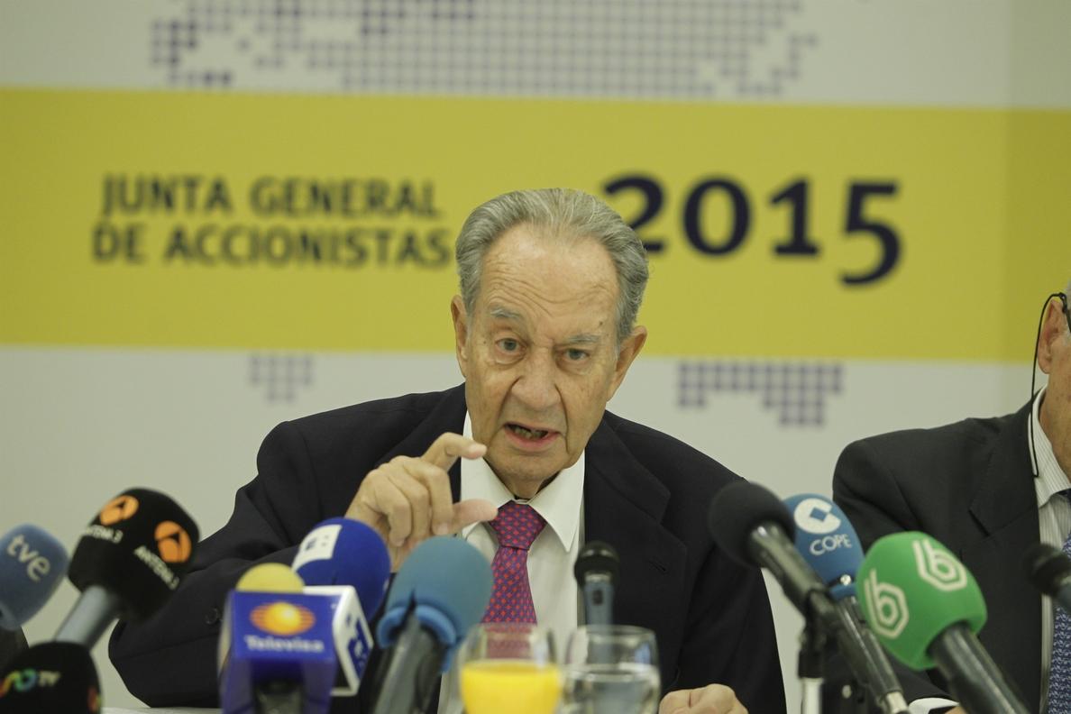 OHL e Inmobiliaria Espacio (Villar Mir) prorrogan por un año el pacto de sindicación en Abertis