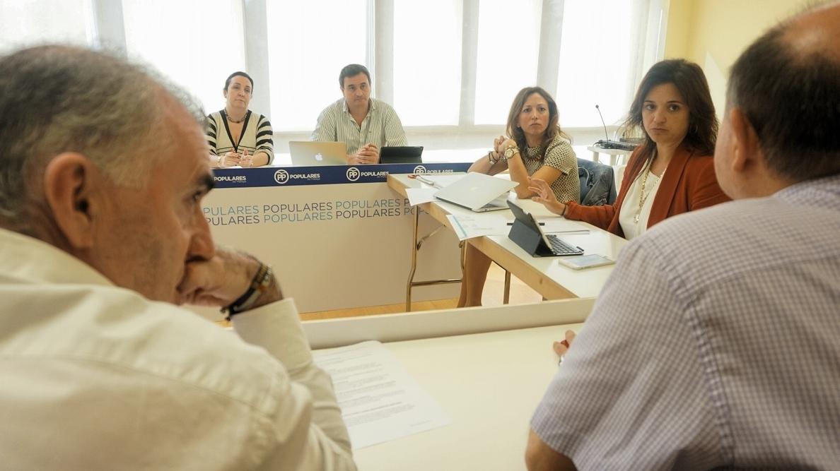 El PP lamenta que la Junta «castigue» a Málaga y «reduzca su inversión un 12% para 2016»