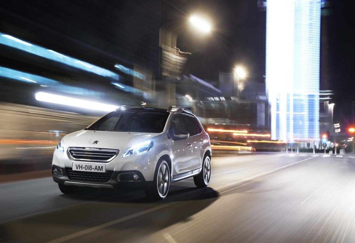 PSA Peugeot Citröen reduce un 1% las matriculaciones mundiales hasta septiembre