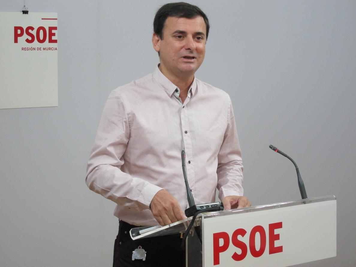 PSOE de Murcia define a Irene Lozano como luchadora por la regeneración democrática