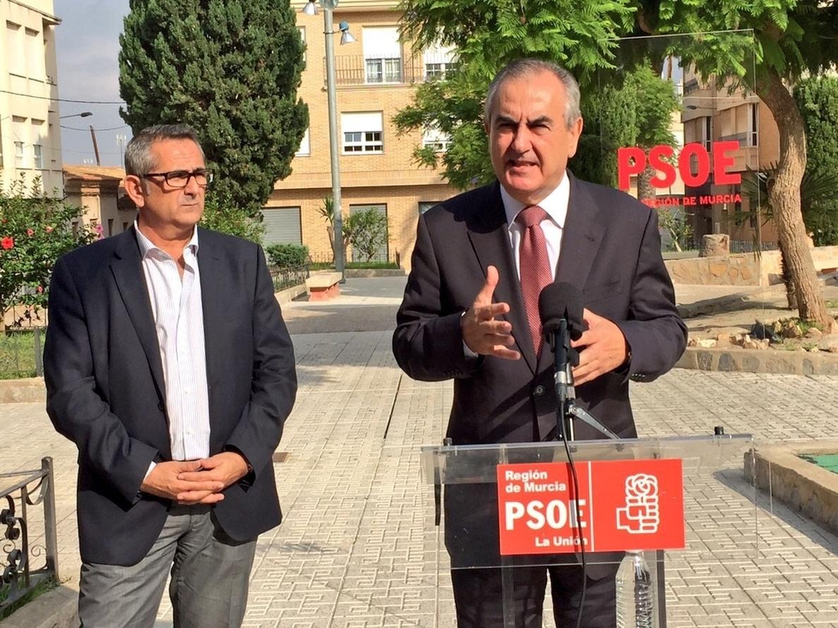 PSOE de Murcia afirma que «el gobierno socialista de Pedro Sánchez derogará la reforma laboral»