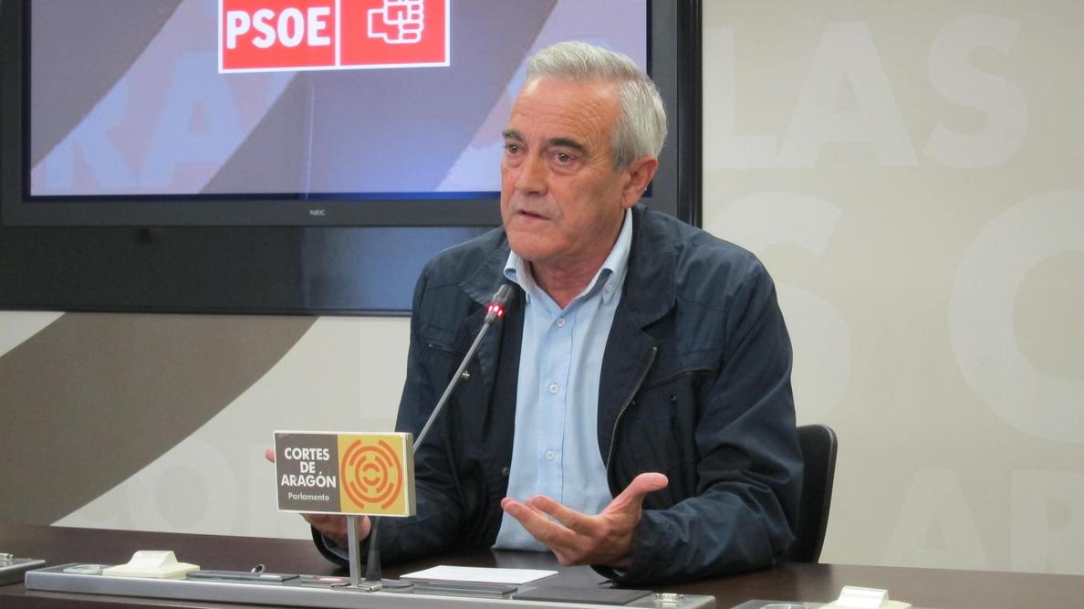 El PSOE lamenta que el PP critique la acción de un gobierno para «tapar sus problemas internos» de liderazgo