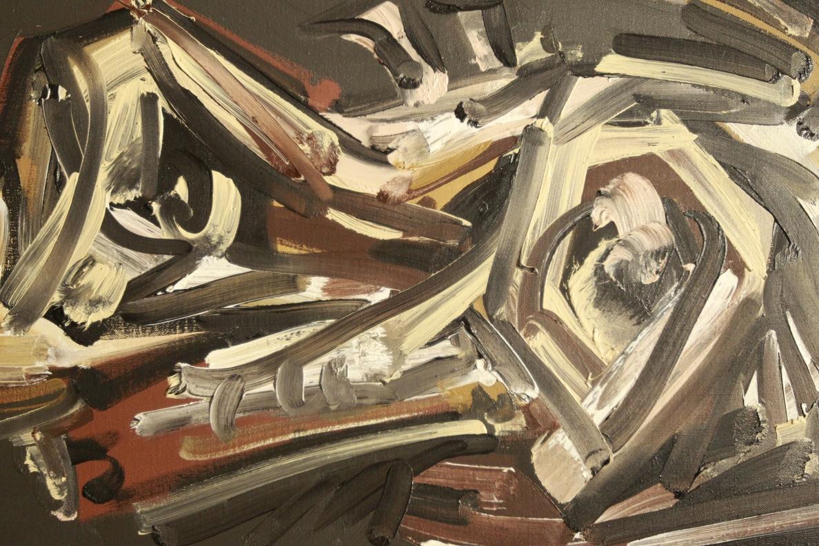 El arte contemporáneo toma el Palacio Real con obras de Chirino, Barceló o Uslé