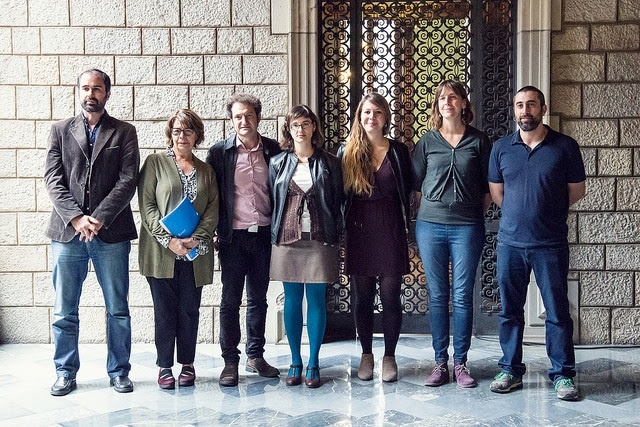 Ocho ciudades, entre ellas Pamplona, que aprueban un manifiesto »Por el Derecho a la Movilidad»