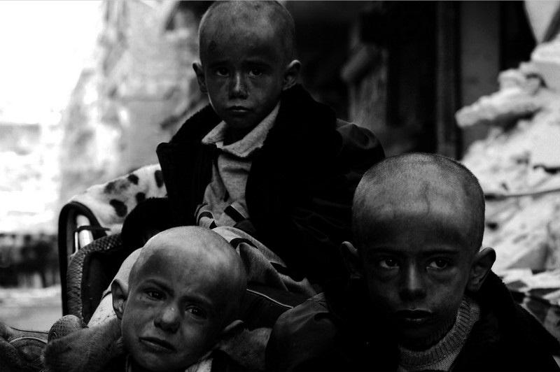 La Policía secreta siria habría arrestado al premiado fotógrafo Niraz Saied