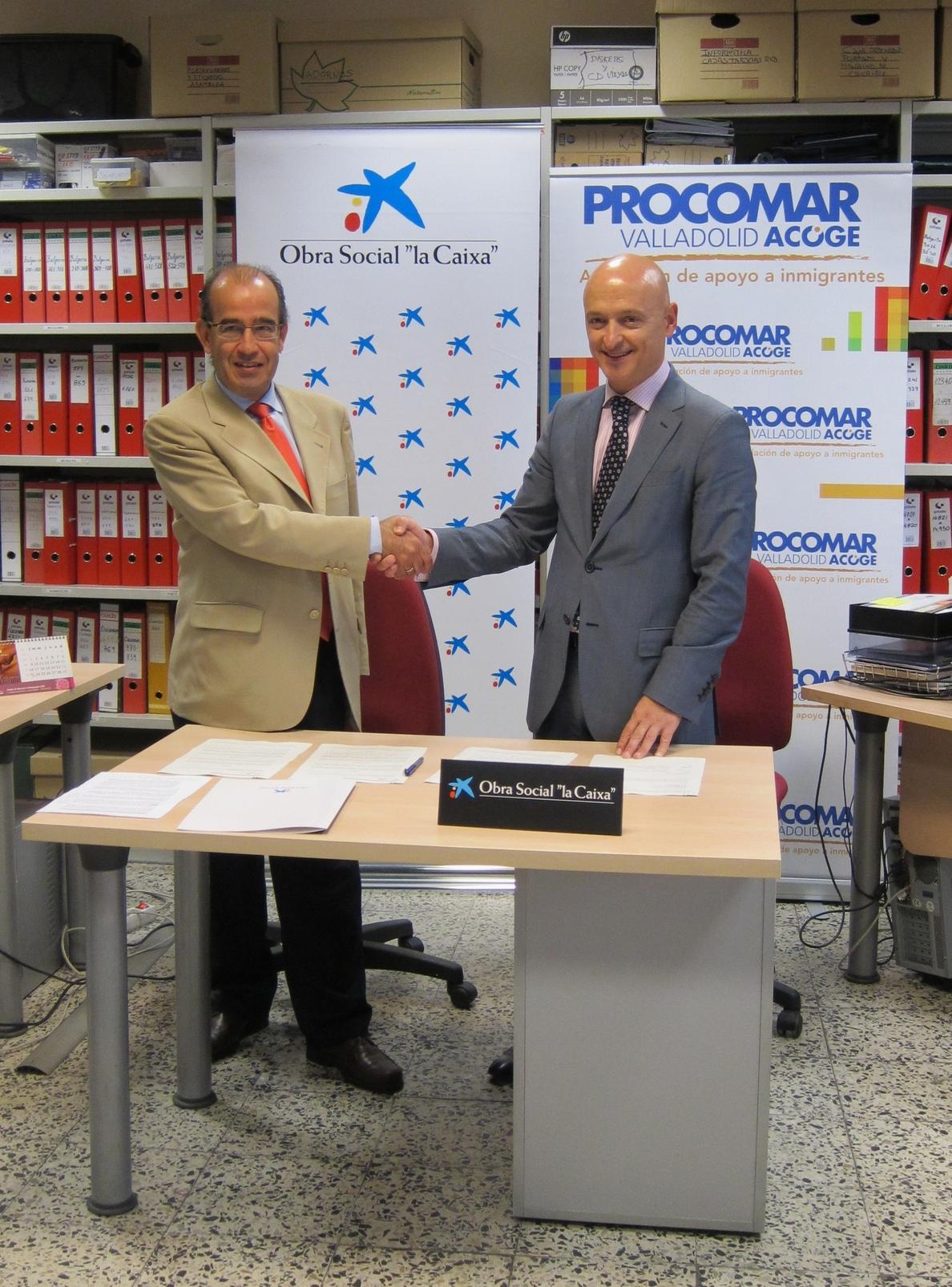 Procomar Valladolid Acoge hará frente a la vulnerabilidad de inmigrantes de larga estancia potenciando sus capacidades