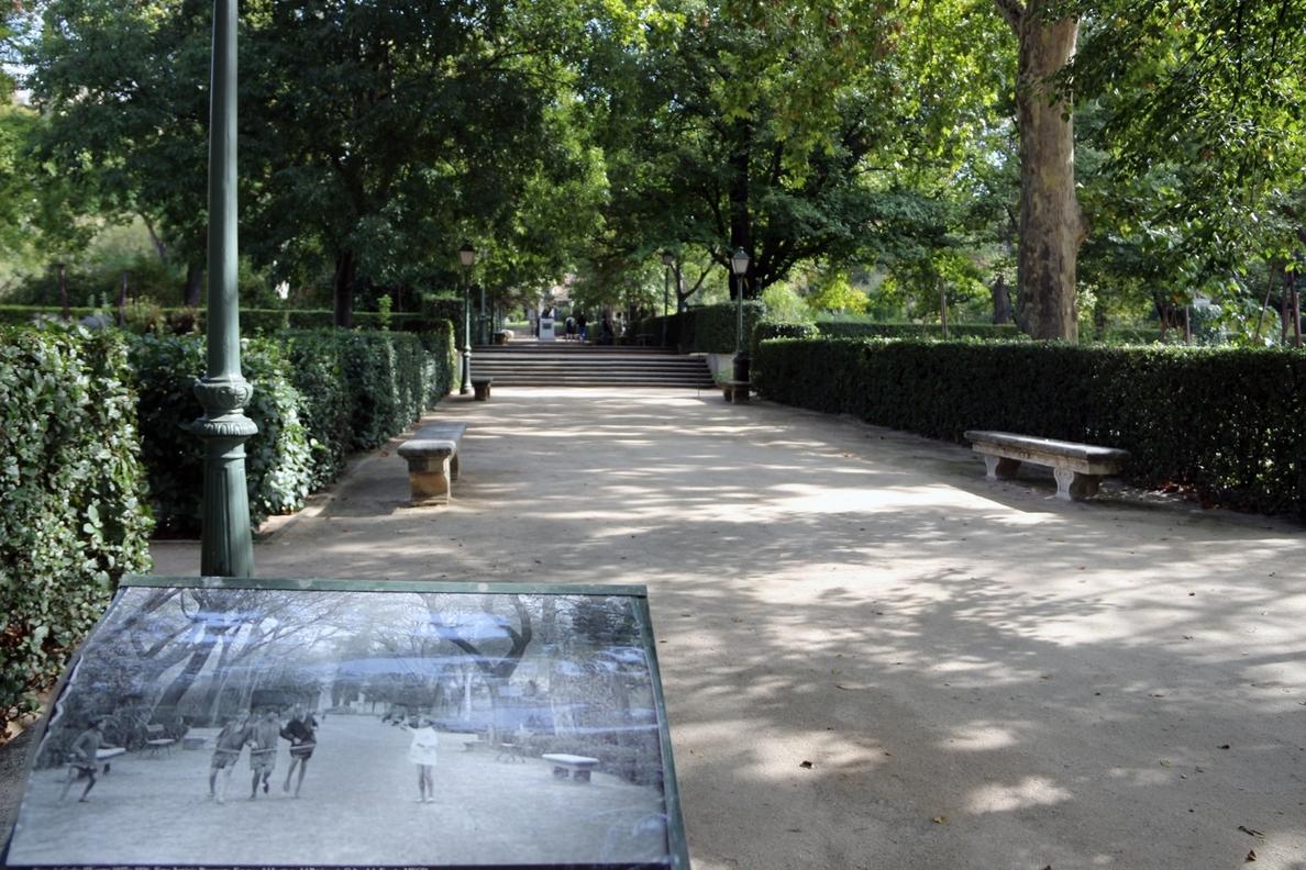 El Real Jardín Botánico celebra mañana su 260 aniversario con una exposición de imágenes desde 1755 a 2015