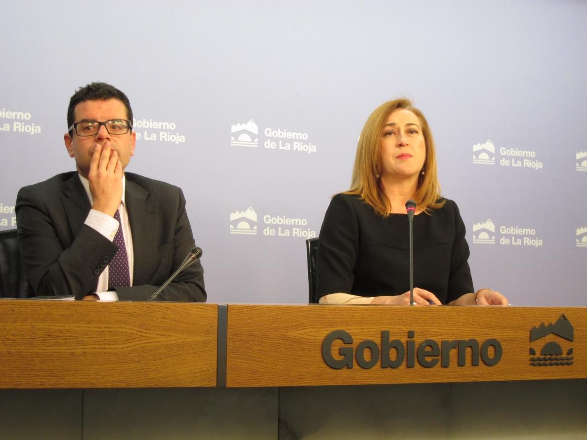 La Rioja recibirá 9,8 millones de euros para financiar inversiones