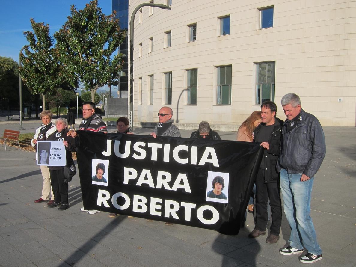 El padre de Roberto Requena pide «justicia» para su hijo y la reforma de la Ley del Menor
