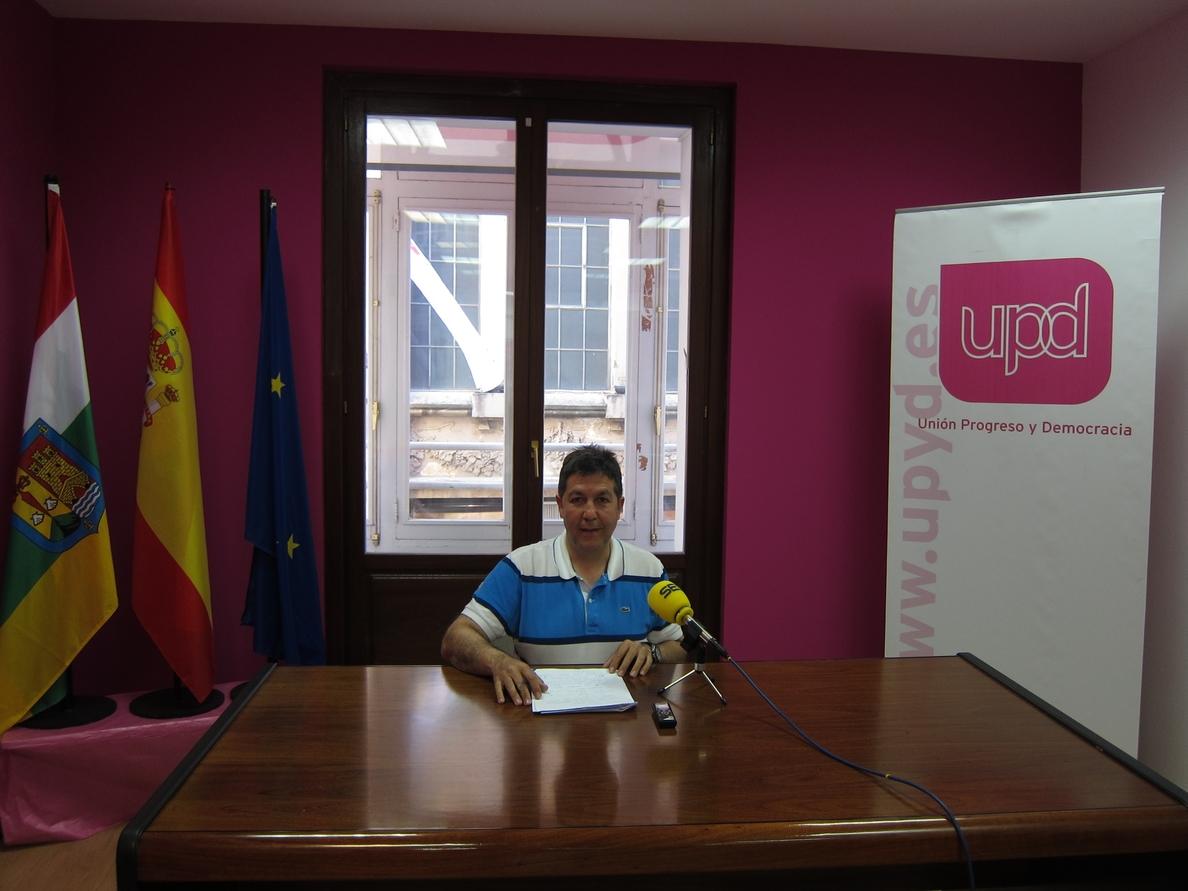 Sáez de Guinoa: «Nos entristece y sorprende la decisión de Lozano pero cada uno es libre de tomar sus decisiones»