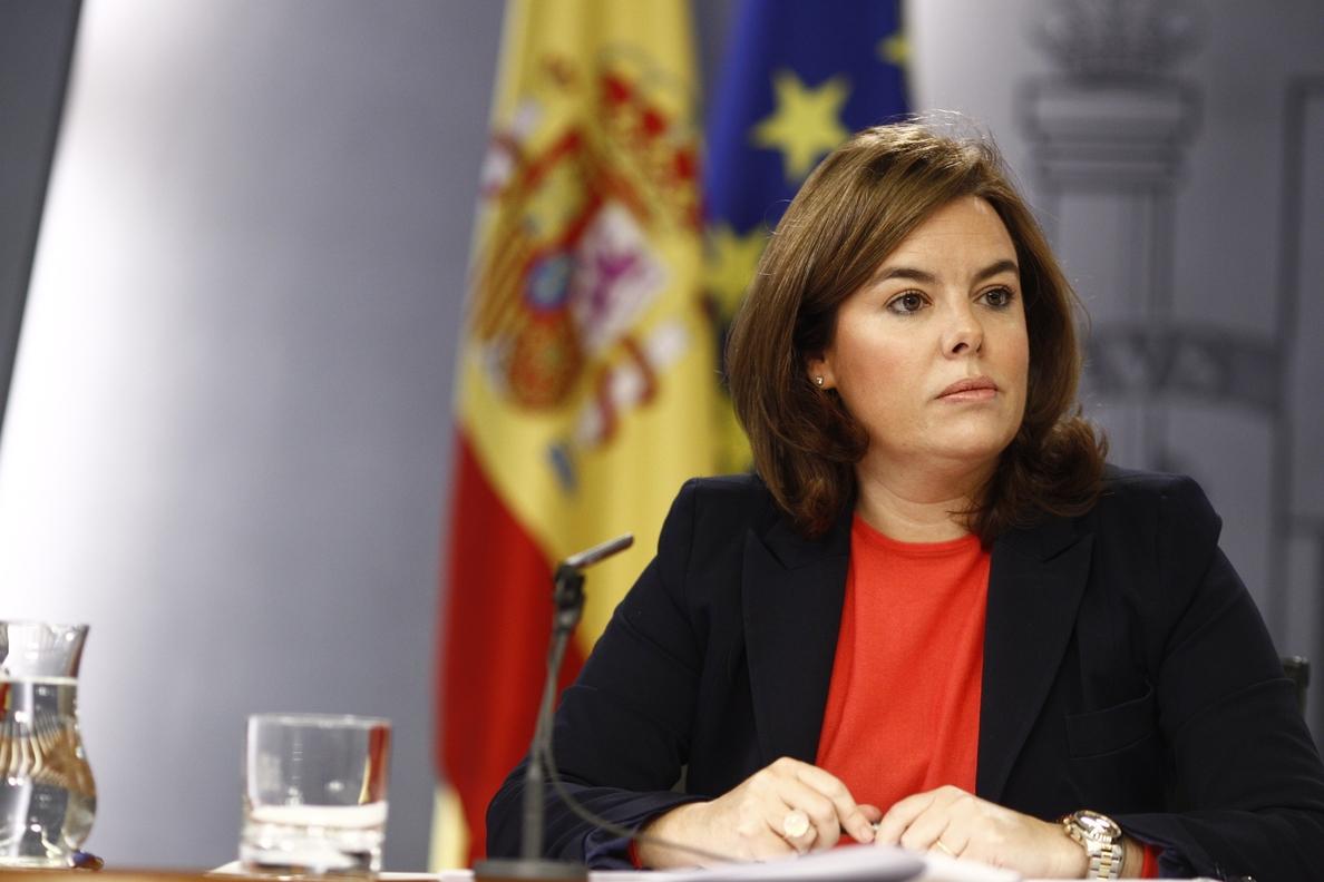 Santamaría ve «respetable» que Aznar reivindique sus logros pero dice que hay que «recordar lo difícil que es gobernar»