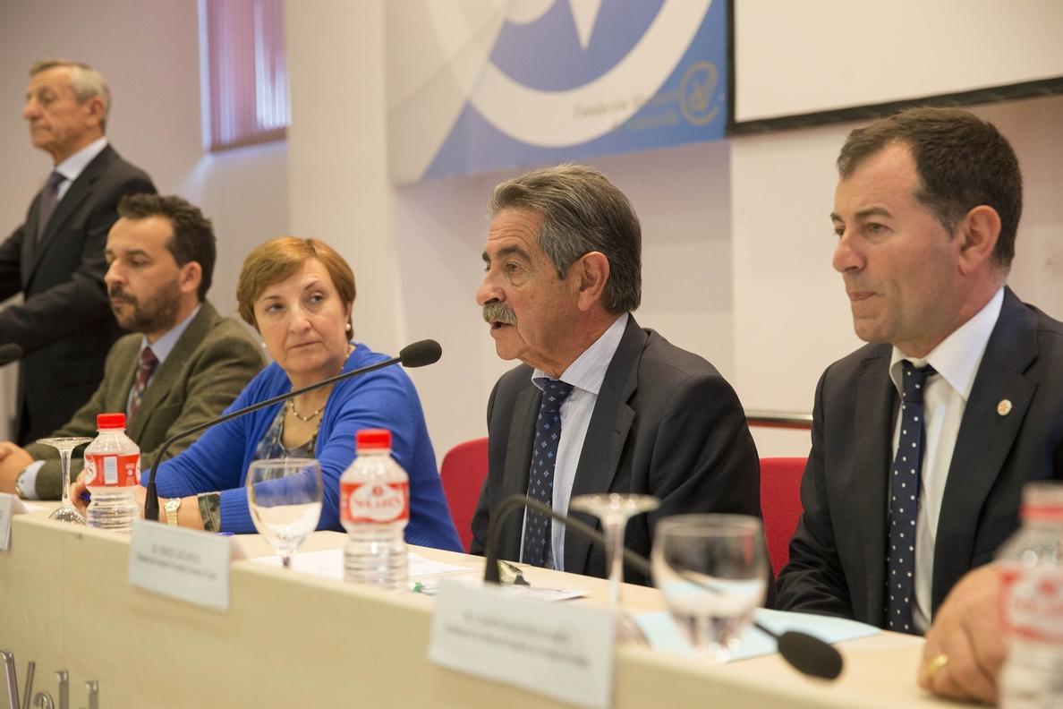 El Santander buscará un «grupo potente» que mantenga la «estabilidad» de factoría de Gerdau en Reinosa, según Revilla