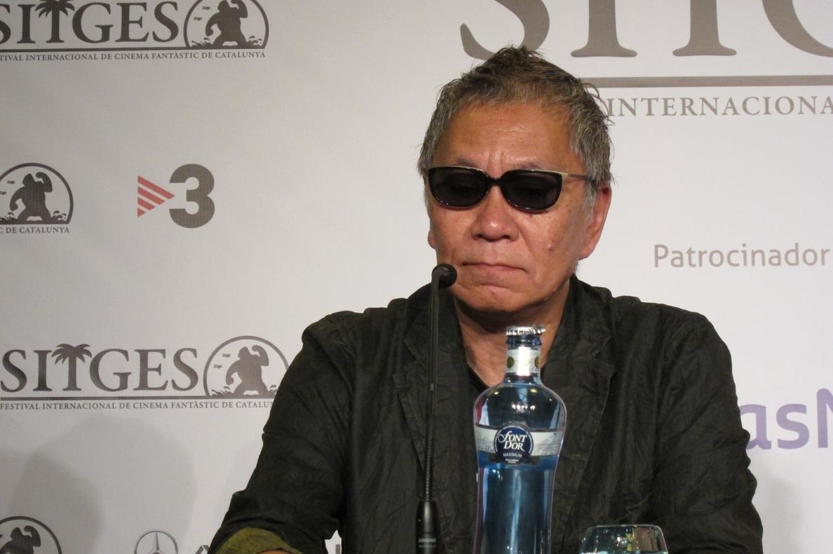 Takashi Miike desilusiona a sus fans en Sitges con la surrealista »Yakuza Apocalypse»