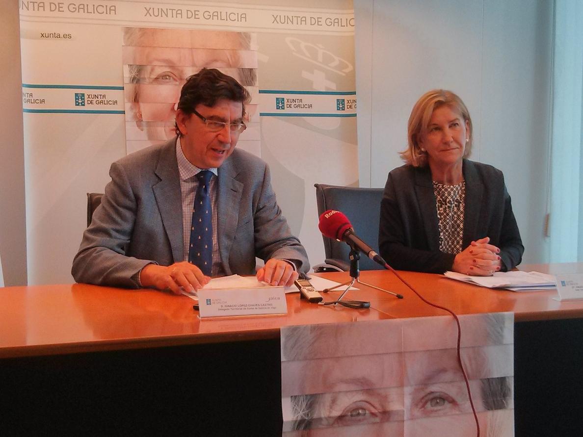 La Xunta vincula el hacinamiento de pacientes en urgencias del Chuvi al traslado y anima a vacunarse de la gripe