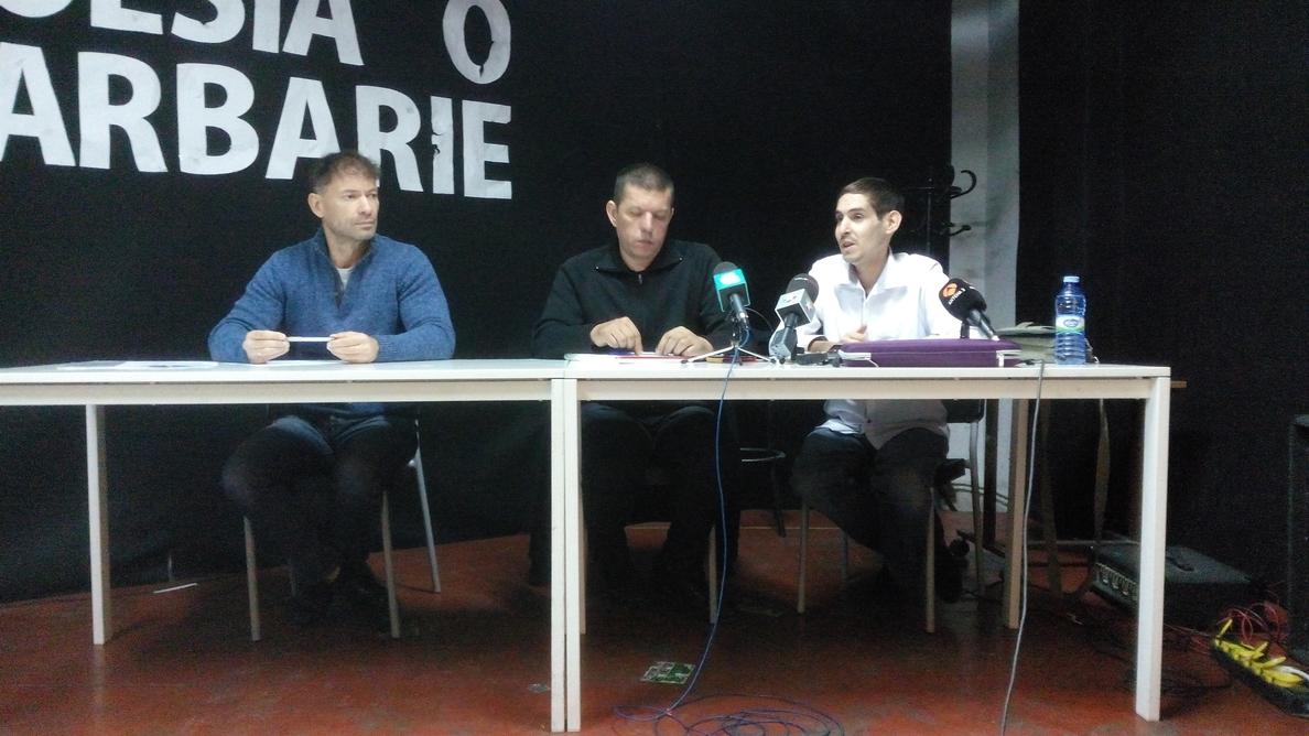 La nueva corriente crítica de Podemos alerta a «Iglesias y compañía» de la «desafección» y el «abatimiento» de las bases