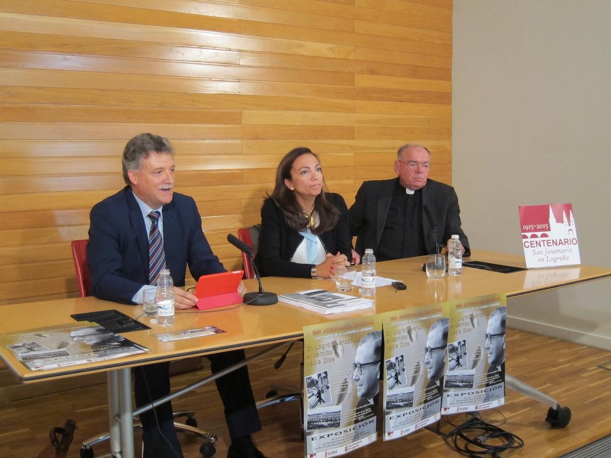 Una exposición recogerá la influencia de Logroño en la vida de Escrivá de Balaguer