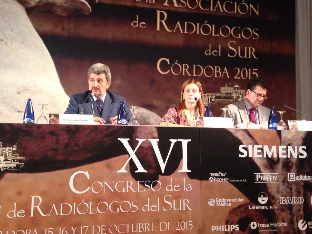 Más de 150 radiólogos andaluces revisan en Córdoba los avances diagnósticos y terapéuticos de la especialidad