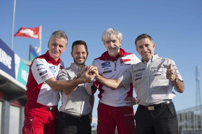 Aspar Team vuelve a Ducati