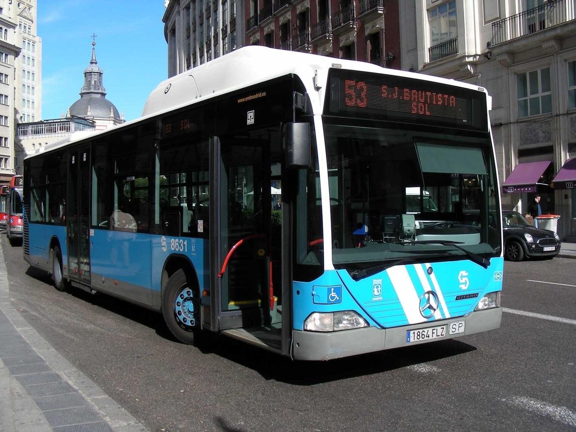 El Consorcio de Transportes refuerza el servicio de autobuses a cementerios por el Día de Todos los Santos