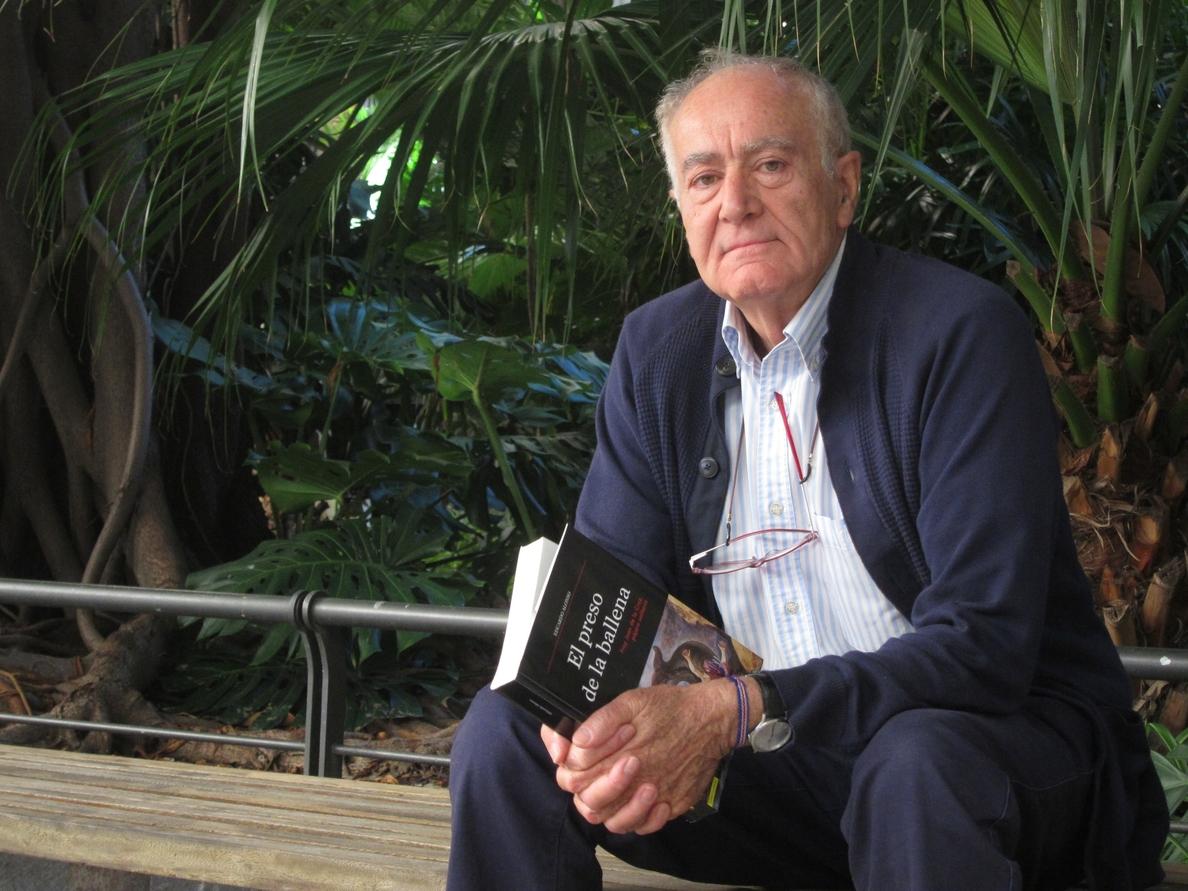 Eduardo Alonso novela las fascinantes «contradicciones» de San Juan de la Cruz en »El preso de la ballena»